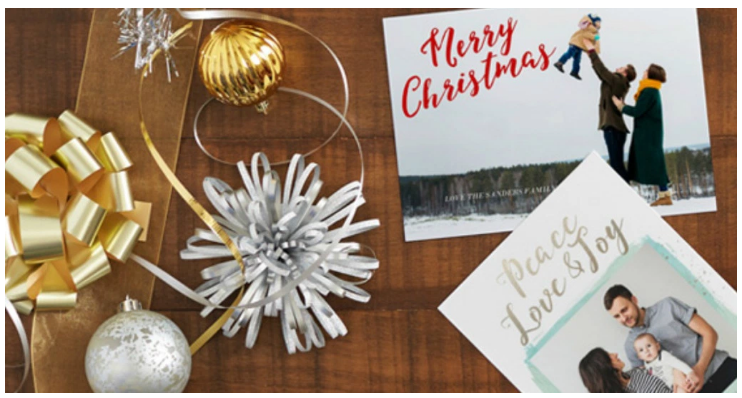 Amazon Prints: Personalized Photo Holiday Cards for just $0.35 each, shipped!