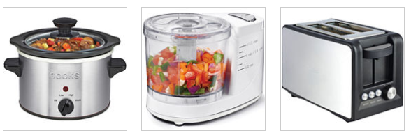 Get A Cooks Small Kitchen Appliances For Just $4.99 After Rebate At  JCPenney Right Now!