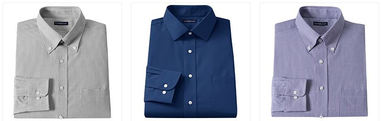 Kohls.com: Men's Croft & Barrow Dress Shirts for just $4.50 each!