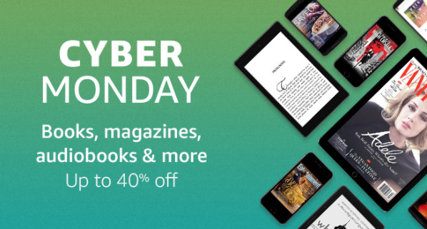 Get 40% off Kindle Unlimited subscriptions on Amazon right now!
