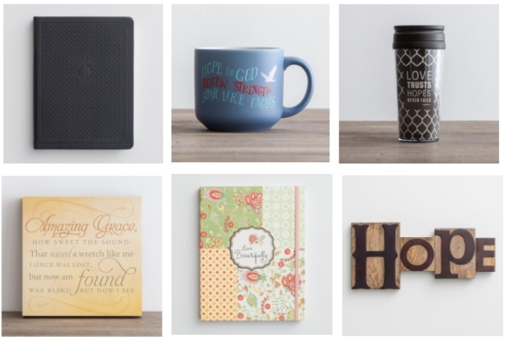 DaySpring: $5 Mug and Journal Sale, Cyber Monday Markdowns, & 35% Off Coupon Code!