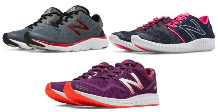 New Balance Men's, Women's, and Kids' Shoes for just $30.99 shipped!