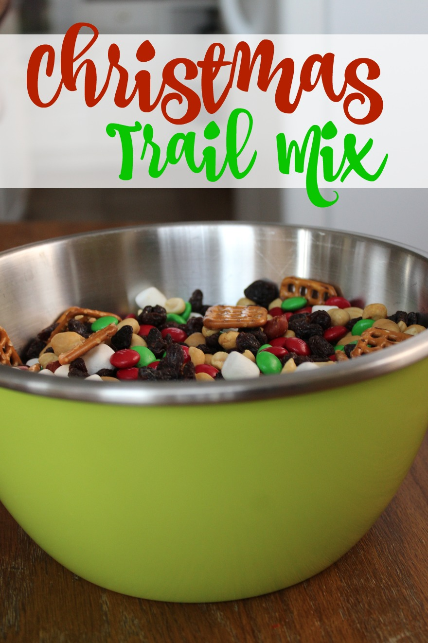 Christmas Trail Mix (last-minute gift idea!) - Money Saving Mom ...