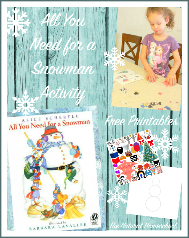 free-printable-snowman-patterns