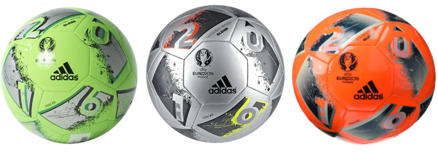 Get the Adidas Euro 16 Glider Soccer Ball for just $9.99!
