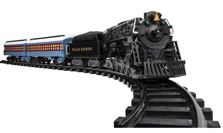Get the Lionel Polar Express Ready to Play Train Set for just $59.97 shipped!