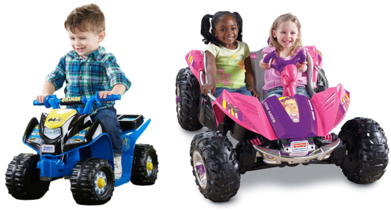 Get up to 40% off select kids' ride-on toys on Amazon today!