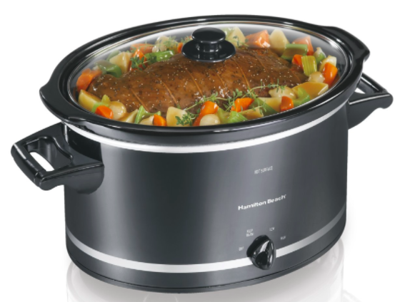 Amazon.com: Hamilton Beach 8-Quart Slow Cooker for just $21.24!