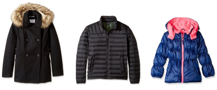 27bcce578 Amazon.com  Up to 75% off winter coats for the whole family! - Money ...