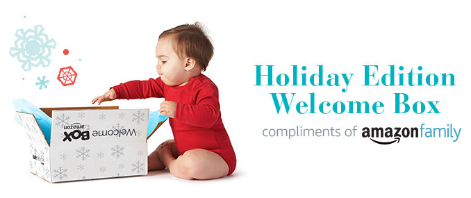 Amazon.com Prime Members: Free Welcome Box with New Baby Registry!