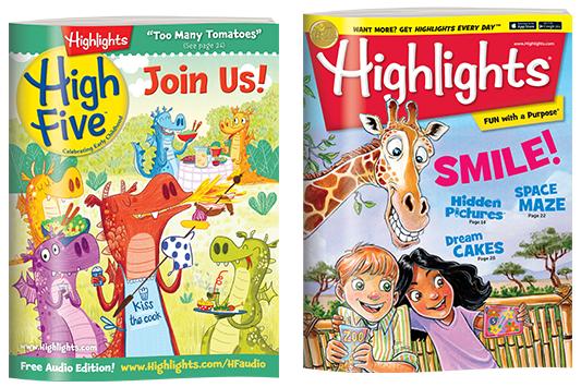 Highlights magazine coupon code