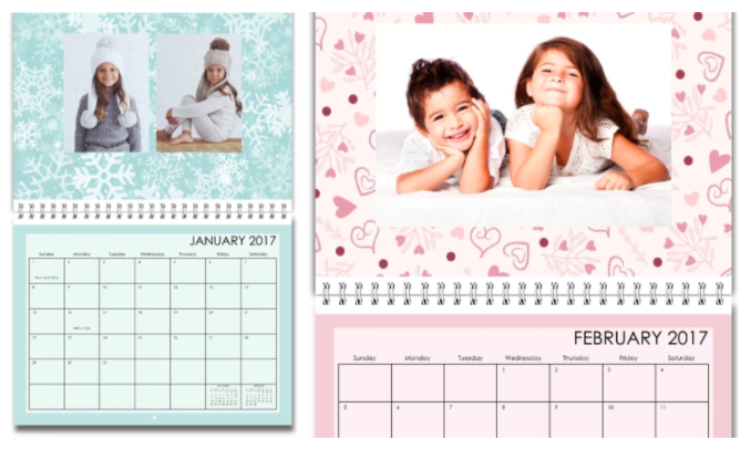Amazon Prints: Get a personalized photo wall calendar for just $6, plus more!