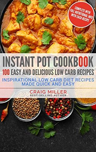 Download a Free Instant Pot eCookbook!
