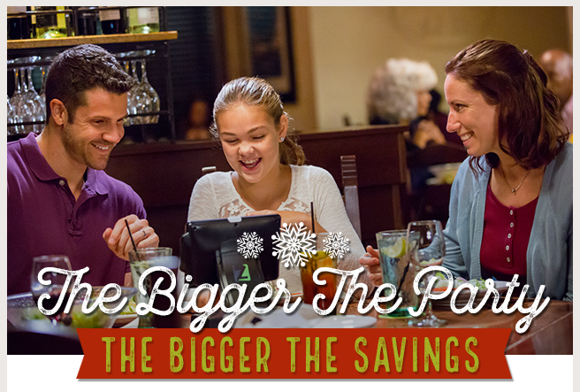 Olive Garden coupon: Save up to 20% off your entire check!