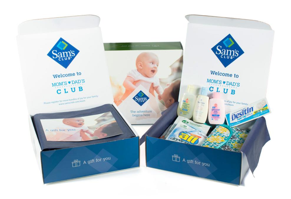 Free Sam's Club Baby Sample Box - Money Saving Mom®
