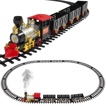 Get the Classic Train Set for just $34.94 shipped at Walmart right now!