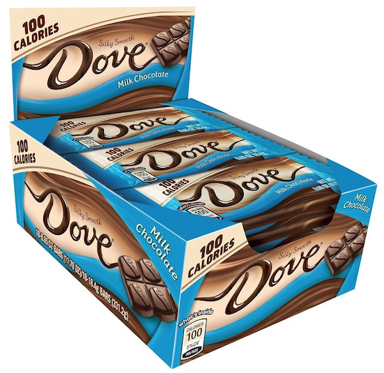 Amazon.com: Dove Milk Chocolate Bars for just $0.41 each!
