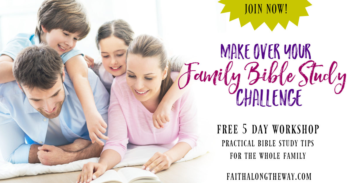 Free Make Over Your Family Bible Study Workshop - Money ...