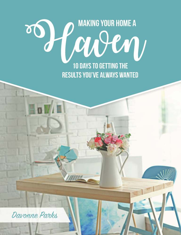 Free 10-Day eCourse: Making Your Home a Haven