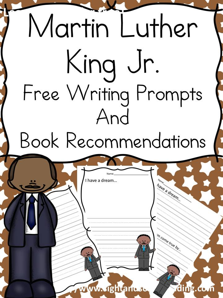 Free Printable Martin Luther King, Jr. Day Lesson