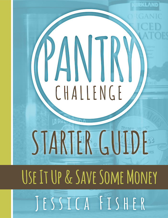 Free Printable Pantry Challenge Starter Guide