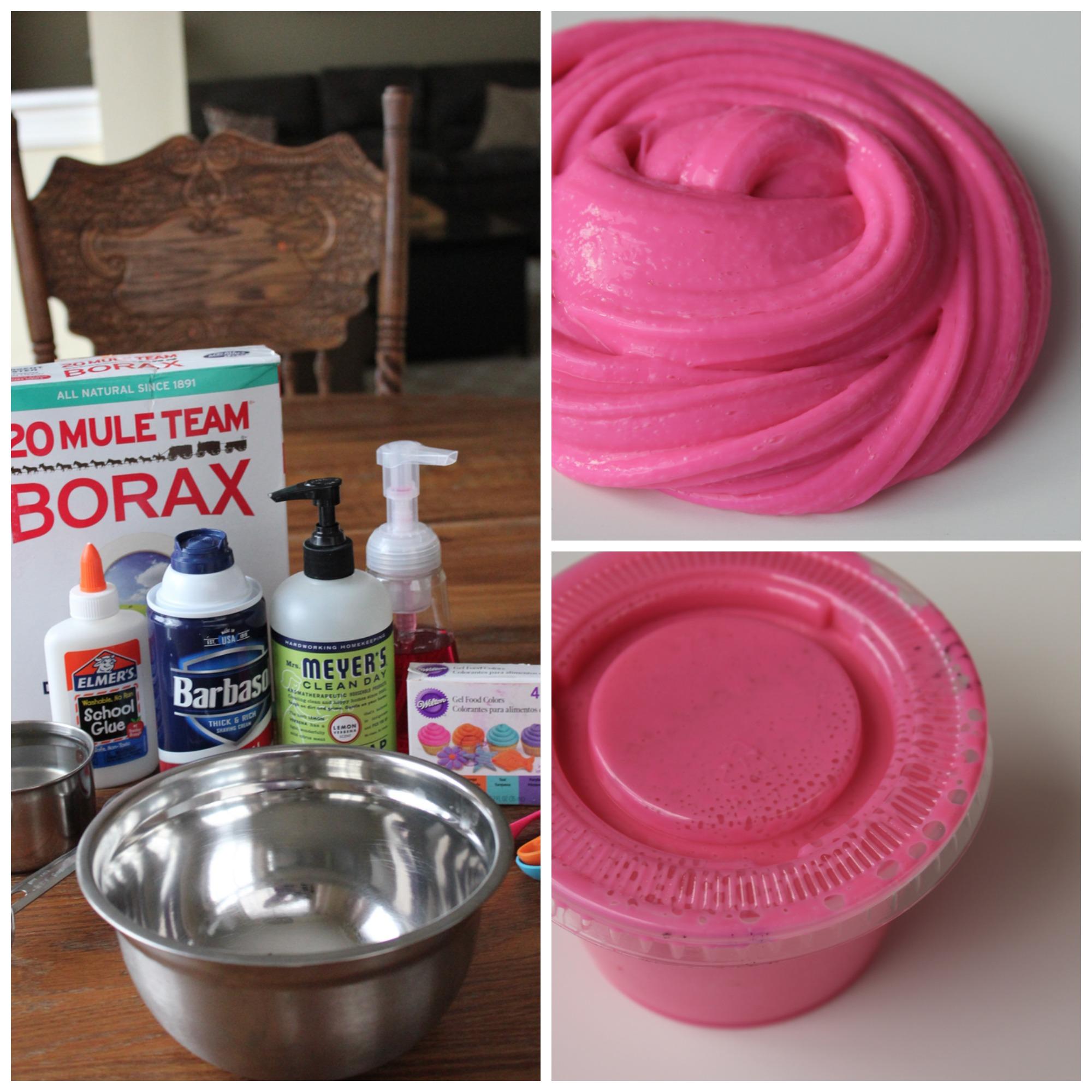 how to make homemade slime money saving mom