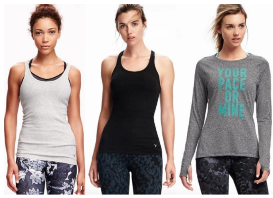 Old Navy: Get two tanks for just $7.45 shipped!