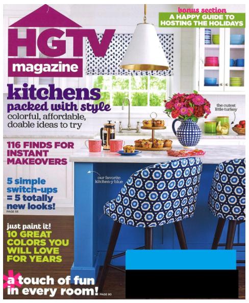 Amazon com: HGTV Magazine for just $5 per year! - Money