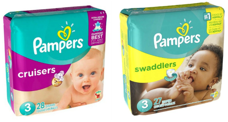 Walmart: Pampers Jumbo Pack Diapers for just $2.97!