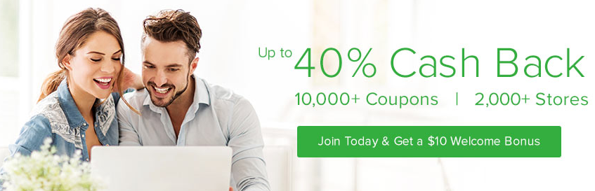 Ebates: Get Cash Back On Your Online Purchases!