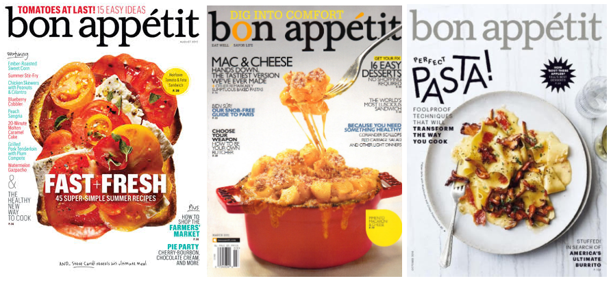 Free Bon Appetit magazine subscription