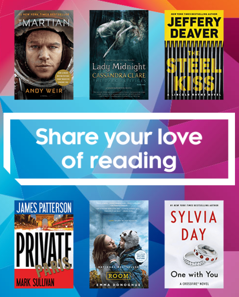 Kobo: Refer friends to get FREE eBooks!