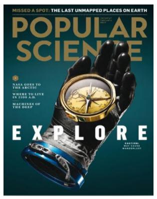 Free Popular Science magazine subscription - Money Saving Mom®