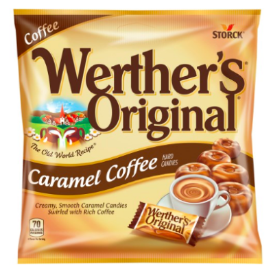 Target: Free Werther's Original Candy