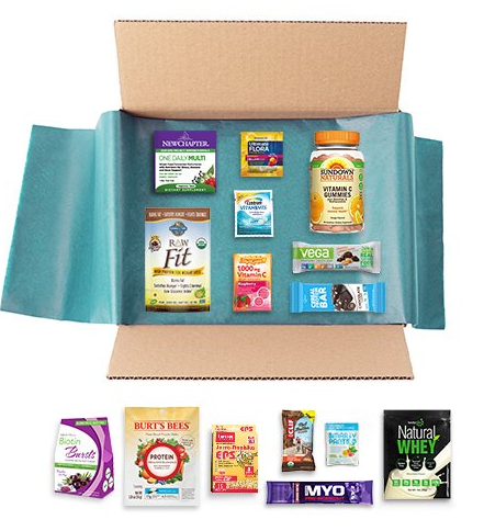 "Amazon.com: Free ""New Year, New You"" Sample Box After Credit!"