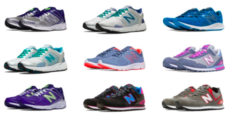 Get men's and women's New Balance shoes for just $31 shipped!