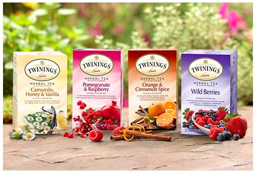 Free Twinings of London Tea Samples