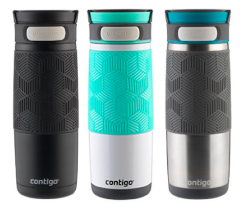Amazon.com: Contigo Autoseal Stainless Steel Travel Mugs for just $13.99!