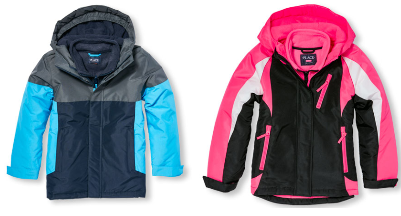 The Children's Place 75% Off Clearance Sale = Kids' Puffer ...