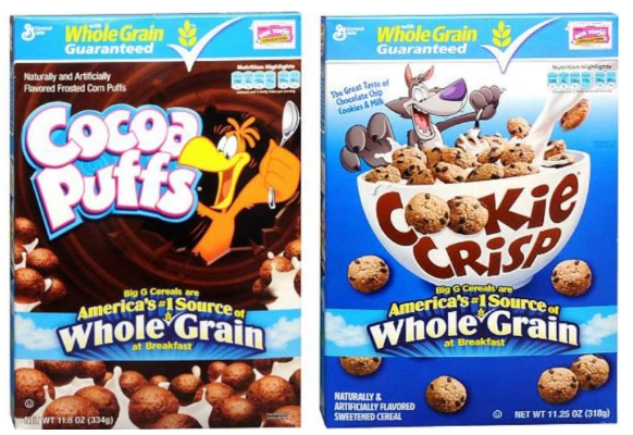 Walgreens: Cocoa Puffs or Cookie Crisp Cereal for just $0.99!