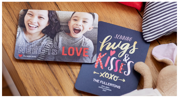 Shutterfly: Get 10 free personalized photo cards!