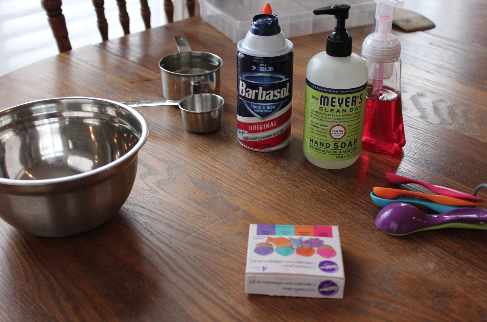 How to make homemade slime money saving mom money saving mom to make homemade slime start by making slime activator ccuart Images