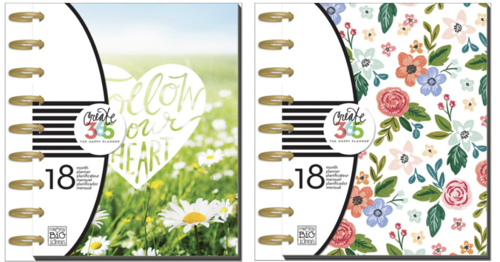 Michaels: Get The Happy Planner for just $12.95 shipped!