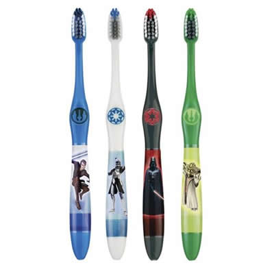 Toluna: Possible Free Star Wars Toothbrush