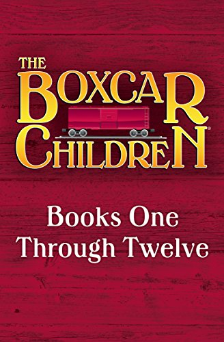 Amazon.com: The Boxcar Children Mysteries Only $3.99!
