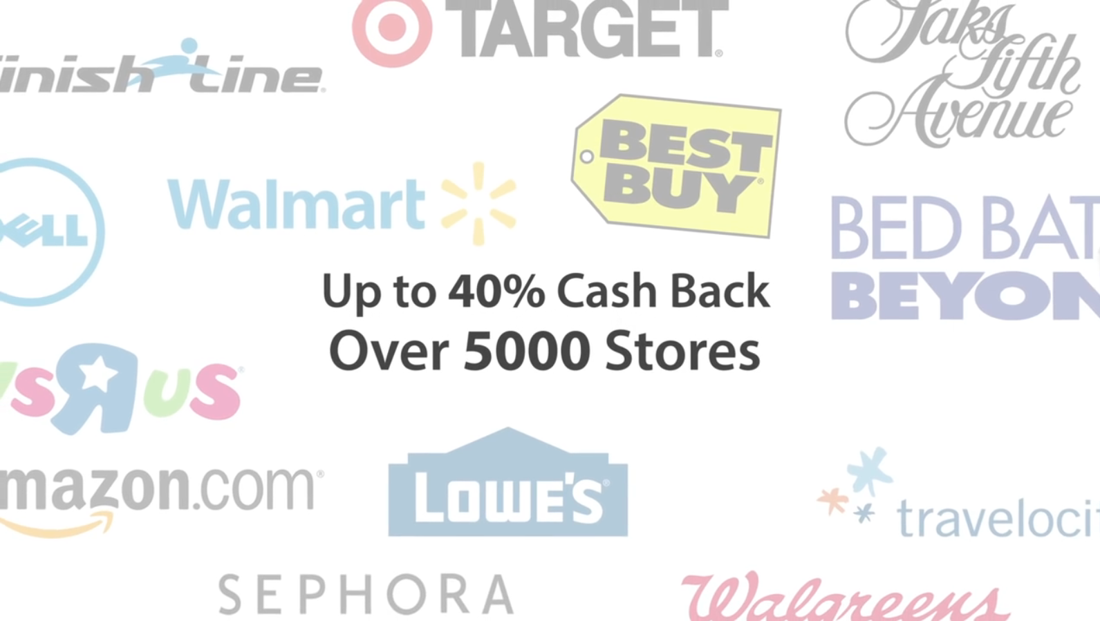 BeFrugal com: Get coupons and cash back at over 5,000 online stores