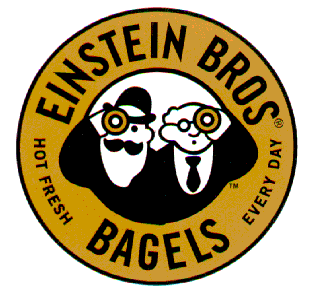 Einstein Bros. Bagels: Free Bagel and Shmear with any purchase!