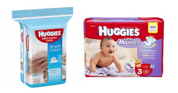 Target: Huggies Jumbo Pack Diapers for just $3.81 each + Free Wipes (Starts 2/19)