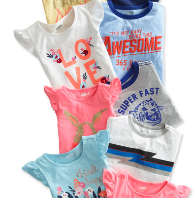 Crazy 8: Get $4.75 tees, $9.51 dresses, $8.50 jeans, $7.73 button-ups, and more (plus free shipping!)