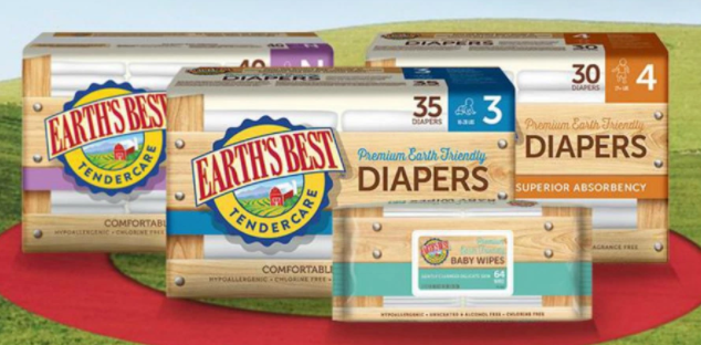 Amazon.com: Get Earth's Best Diapers as low as $0.07 per diaper, shipped!